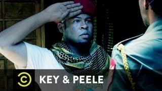 Key & Peele - Killing an African Warlord