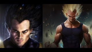 12 Realistic Dragon Ball Z Characters