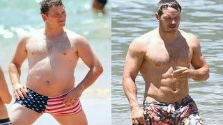 10 Biggest Celebrity ★ Fitness Body Transformation