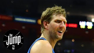 Dirk Nowitzki says NBA players aren