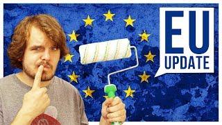 Brauchen wir ein EU-Update? - SPACE CABIN