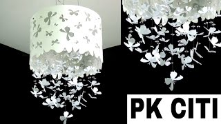 Butterfly hanging toran || DIY Home decoration ideas