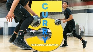 WORST CURRY EVER? | Under Armour Curry 5 - Performance Review