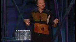 Robin Williams on Football