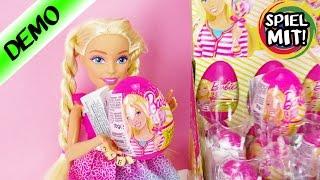 XXL BARBIE Königin Alessia packt ÜBERRASCHUNGSEIER aus | Süßigkeiten und Spielzeug | Spiel mit mir