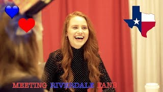 RIVERDALE GOES TO DALLAS | Madelaine Petsch