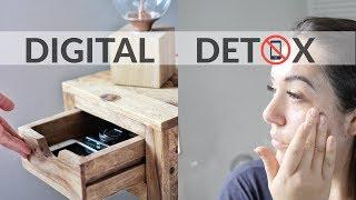 24 h OHNE Internet I DIGITAL DETOX & Hautpflege Routine im Sommer
