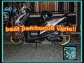 Beat fi portingan vario 125cc,pakek pist...mp3