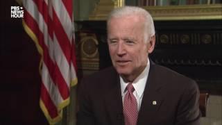 Vice President Biden to President-elect Trump:
