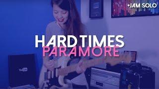 Juliana Vieira - Hard Times (Paramore) + JAM SOLO