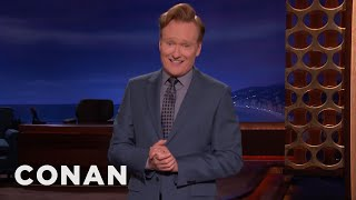 CONAN Monologue 04/19/17  - CONAN on TBS
