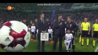 Der emotionalste Moment 2016 • Bastian Schweinsteiger Abschied