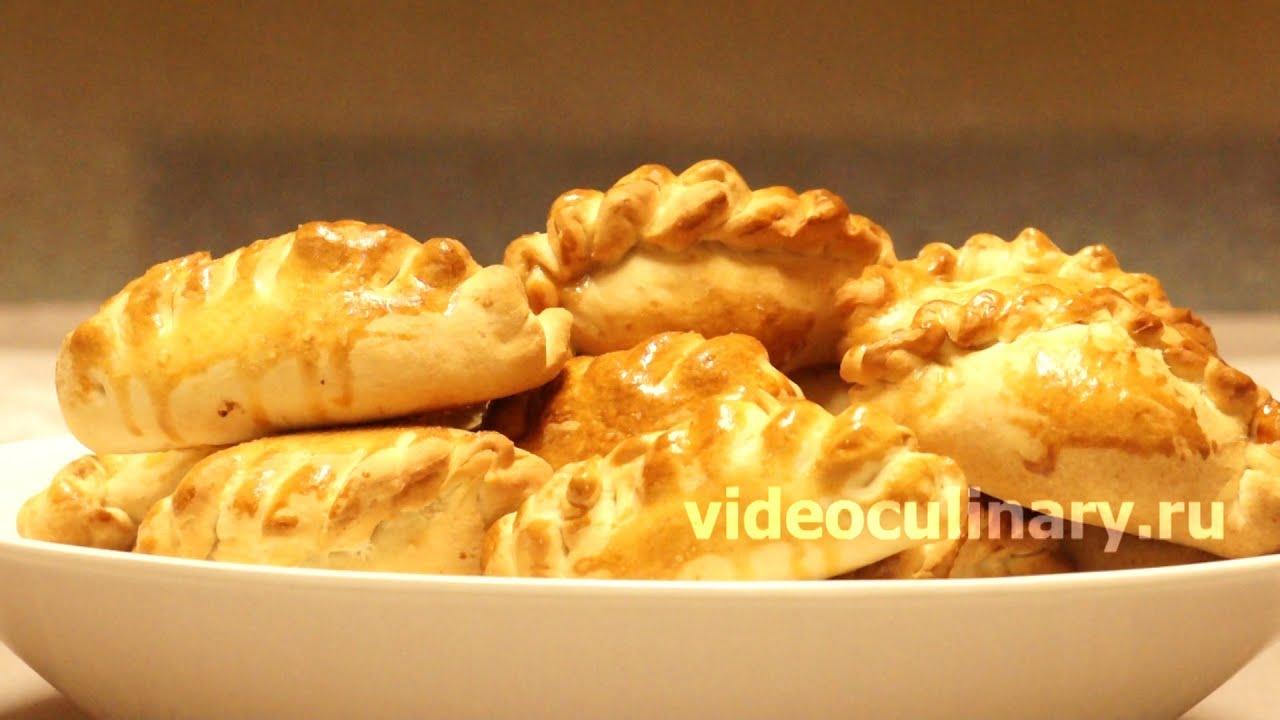 Пирожки от бабушки рецепт с фото
