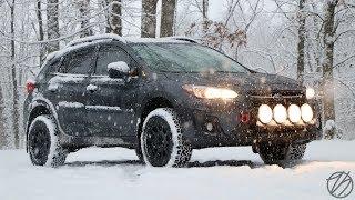 2018 Subaru Crosstrek Review   1 Month & Modifications!