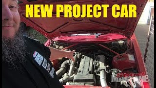 Carnage Plus EP7 - We Reveal a New Project Car
