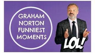 Graham Norton Funniest Moments (Compilation 1)