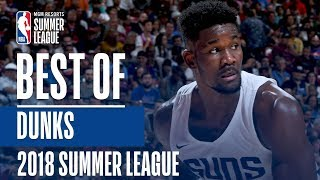 Best Dunks Of The 2018 MGM Resorts Summer League