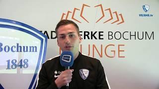 VfL-U16-Coach David Siebers im Talentwerk-Interview