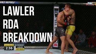 UFC Winnipeg: Robbie Lawler vs. Rafael dos Anjos Breakdown