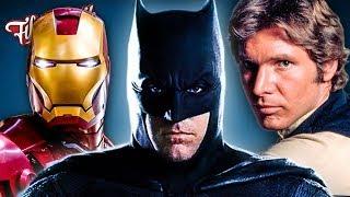 MARVEL knackt Rekord | JUSTICE LEAGUE: Bewährungsprobe für DC | HAN SOLO - Film: Kostenexplosion