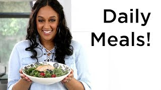 What I Eat In A Day | Tia Mowry