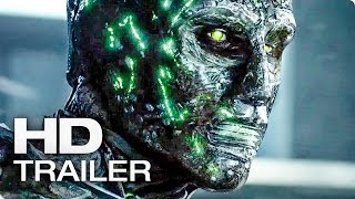 FANTASTIC FOUR Trailer 3 German Deutsch (2015)