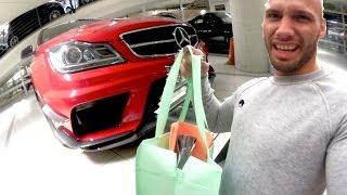 Bei Mercedes stöbern l Freundins Geschenk vergessen