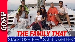 Amitabh Bachchan In Maldives - Bollywood Latest News