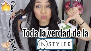 Que tan buena es la Instyler ?🤔 Es cierto que seca el cabello sin quemarlo?🔥