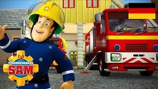 Feuerwehrmann Sam Deutsch Neue Folgen | Sam rettet Verschiedenes | Cartoons fur Kinder