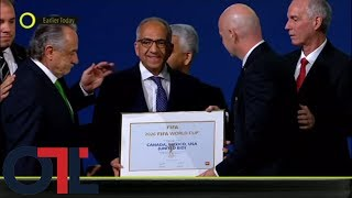 Why the USA, Canada and Mexico will be hosting the 2026 World Cup   Outside The Lines   ESPN
