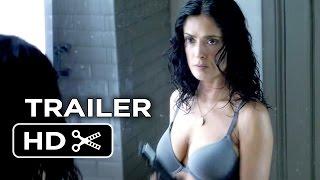 Everly Official Trailer #1 (2015) - Salma Hayek Movie HD