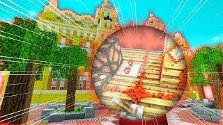 DIESE krasse MINECRAFT Redstone Villa wurde von MIR ALLEIN gebaur!