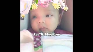 TI & Tiny Baby HEIRESS Diana HARRIS - Video Compilation