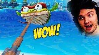 SEHR SELTENEN SANDWICH-FISCH GEFANGEN !!  | Crazy Fishing (Part 3)