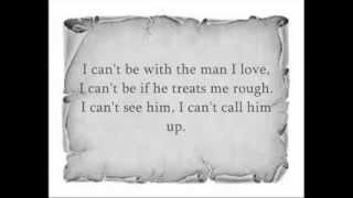 Lana del Rey - The Man I Love with Lyrics