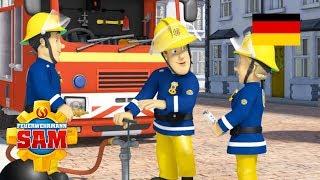 Feuerwehrmann Sam Deutsch Neue Folgen | Die Piraten von Pontypandy - Zusammenstellung 🚒 Kinderfilme