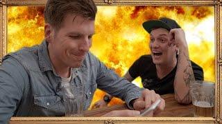 Betrunkene Spiele-Review & Ein kriminelles Baby - #NerdScope Nr. 4 (udPP)