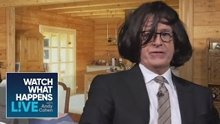 Stephen Colbert Plays Bethenny Frankel In Clubhouse Playhouse! | #FBF | WWHL