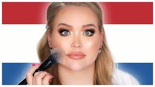 SPEAKING DUTCH ONLY Makeup Tutorial! | NikkieTutorials