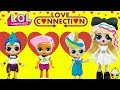 LOL LOVE CONNECTION Game Show Valentine