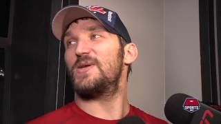 Behind the Scenes with Ovi at the 2017 All Star Game