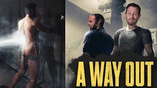 PRISON PALS - A Way Out Gameplay Part 1
