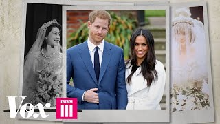 How British royals plan a wedding