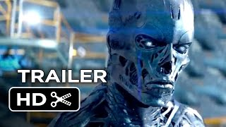 Terminator: Genisys Official Trailer #2 (2015) - Arnold Schwarzenegger Movie HD