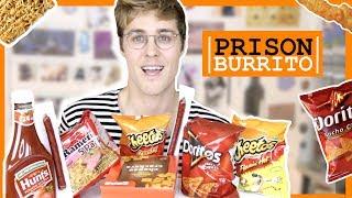 MAKING A PRISON BURRITO!