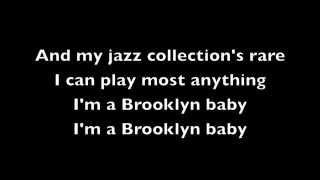 Lana Del Rey - Brooklyn Baby (Official Lyrics)