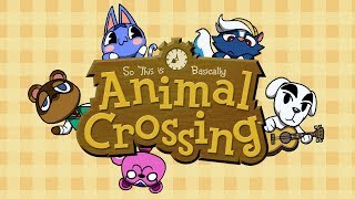 So This is Basically Animal Crossing
