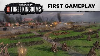 Total War: THREE KINGDOMS – E3 Gameplay Reveal