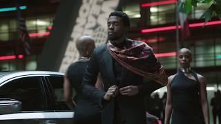 Lexus LS 500 F SPORT | Marvel Studios' Black Panther TV Commercial.